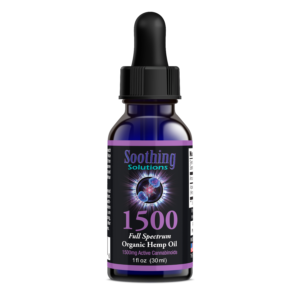 10558-Sooting-Solutions-CBD-Oil-1500-1oz-bottle-front-angle (1)