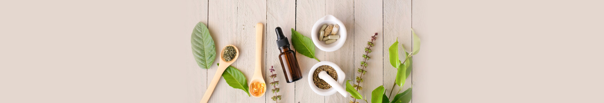 herbal organic medicine product. natural herb essential from nature